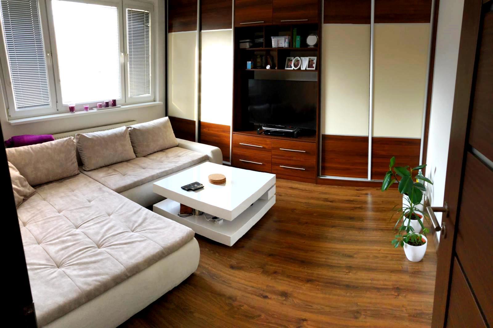 3-izbový byt Bratislava Hrobákova