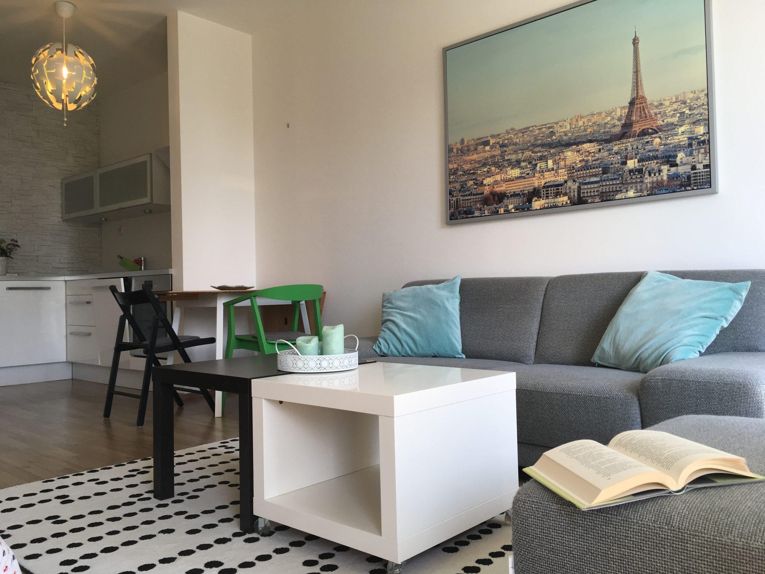 Prenájom 2-izbový byt Rača (Vinohrady)