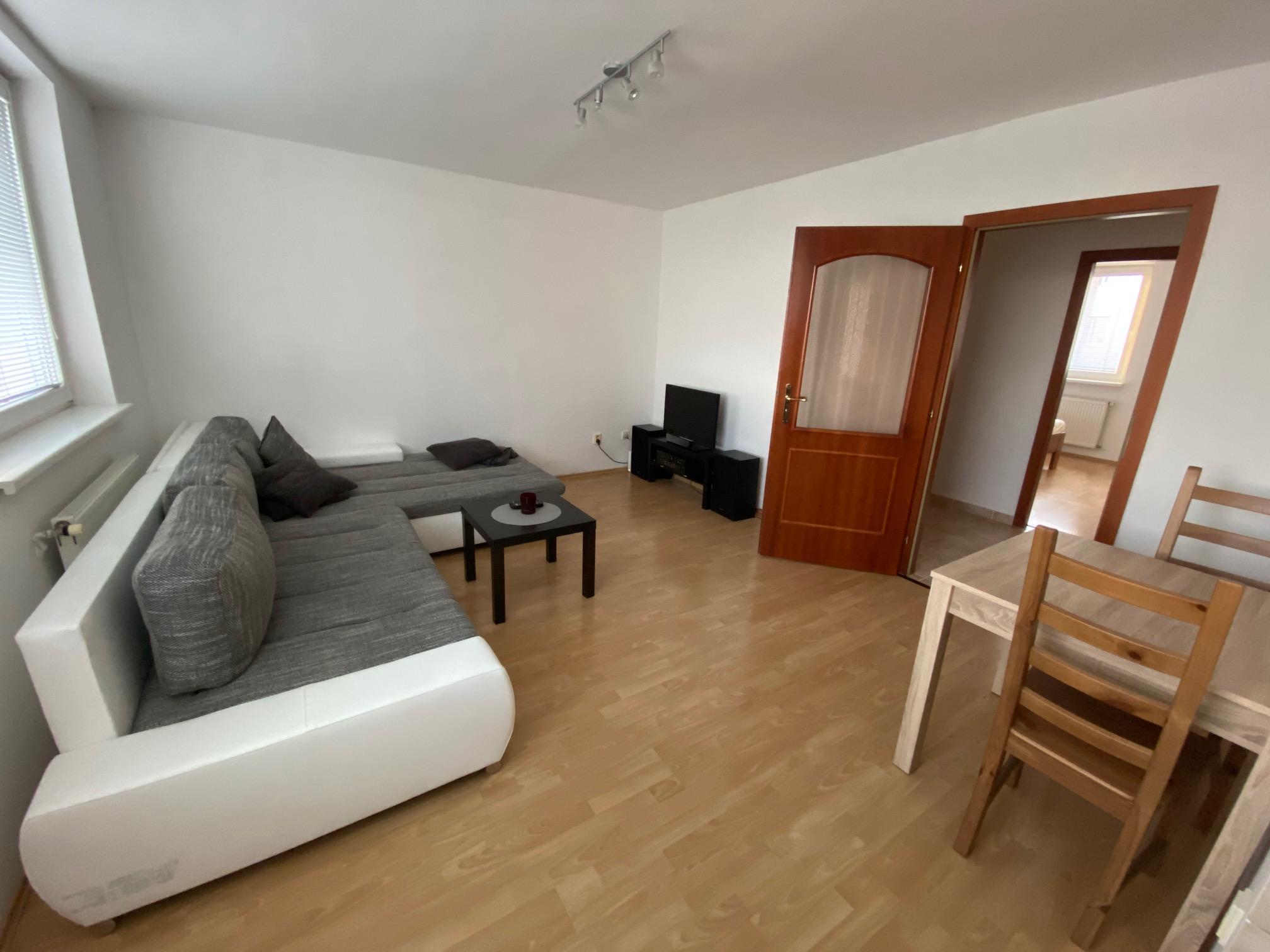 2-izbový byt Hečkova